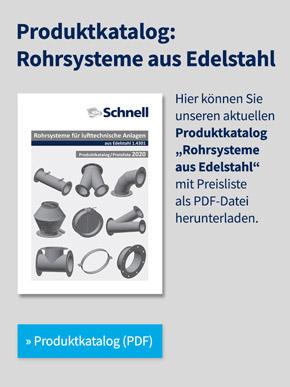 Schnell Rohre - Preisliste Edelstahl
